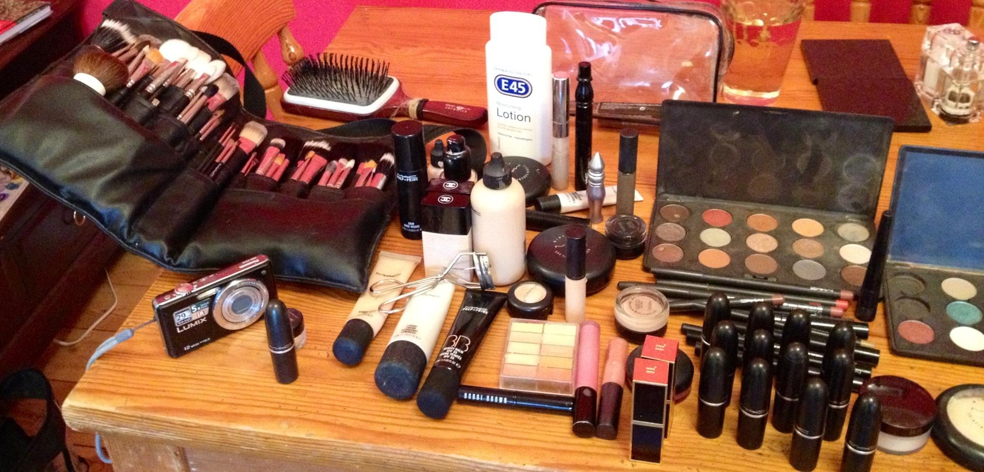Full bridal kit. Brushes Brushes Kit