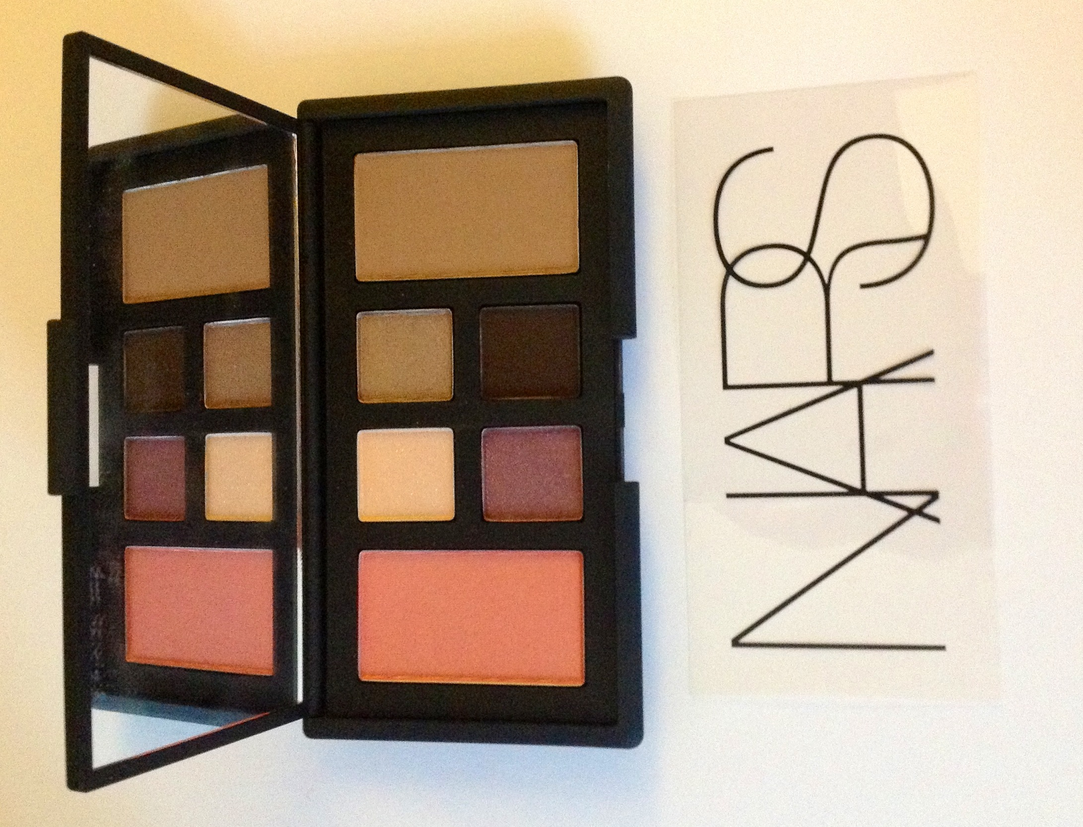 NARS PALETTE REVIEW