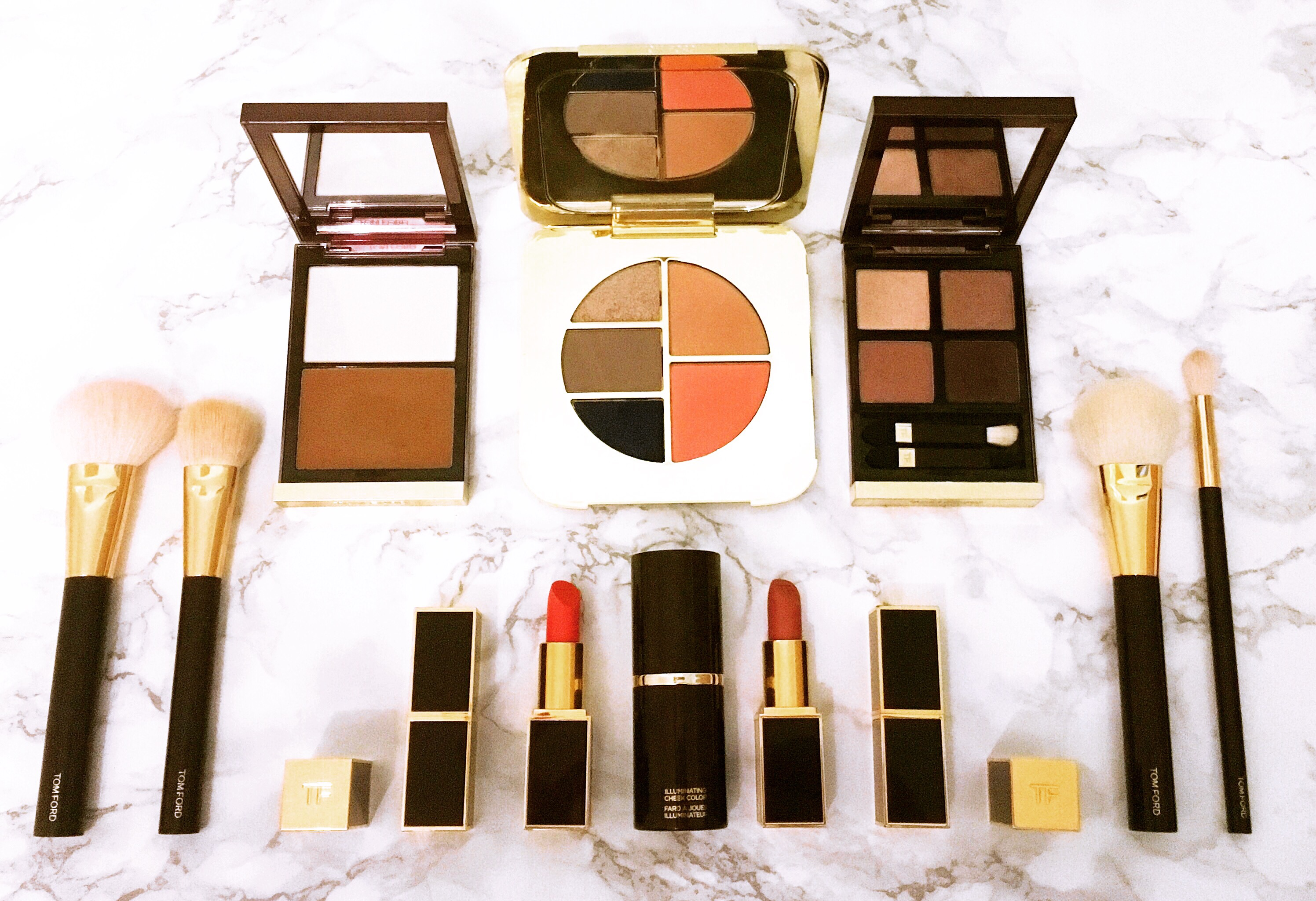 Fashion week Tom fall ford makeup collection for woman