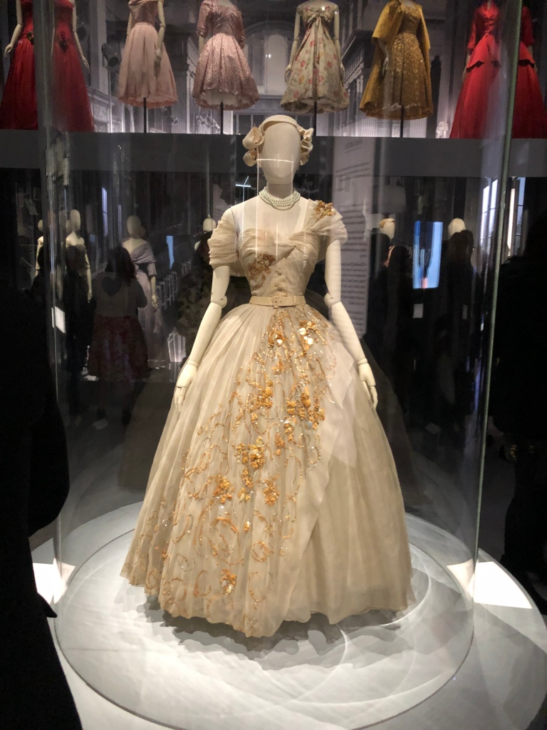Christian Dior fashion designer